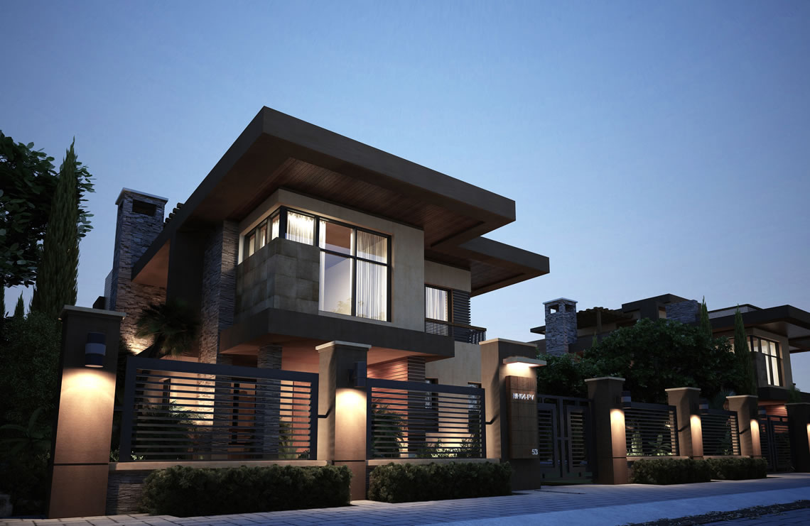 Ngds architectural firm egypt newgiza architecture for Residential architecture firms